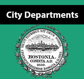 Boston City Departments
