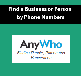 Find People and Phone Numbers