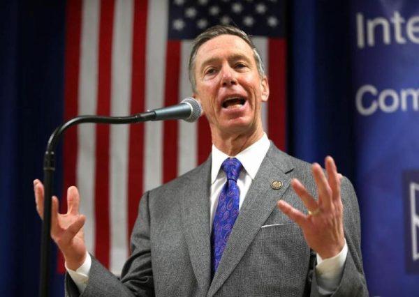 Congressman Stephen Lynch
